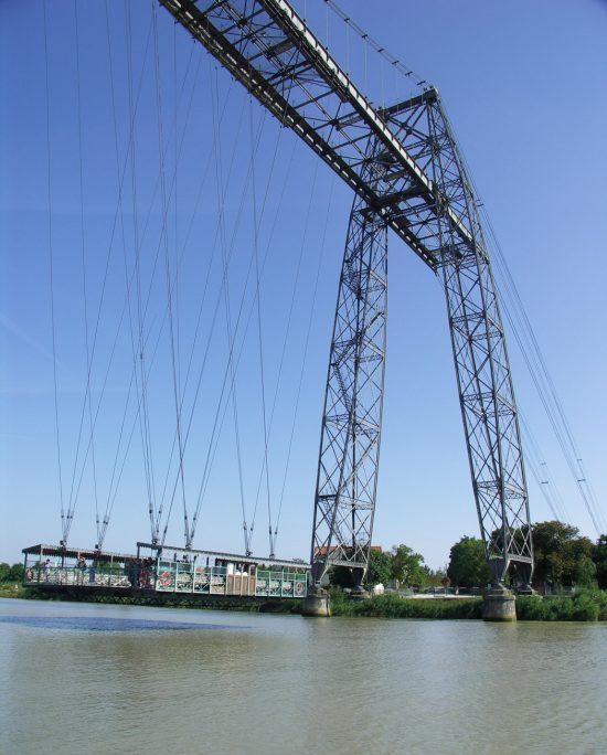 Pont Transbordeur de Martrou - Rochefort