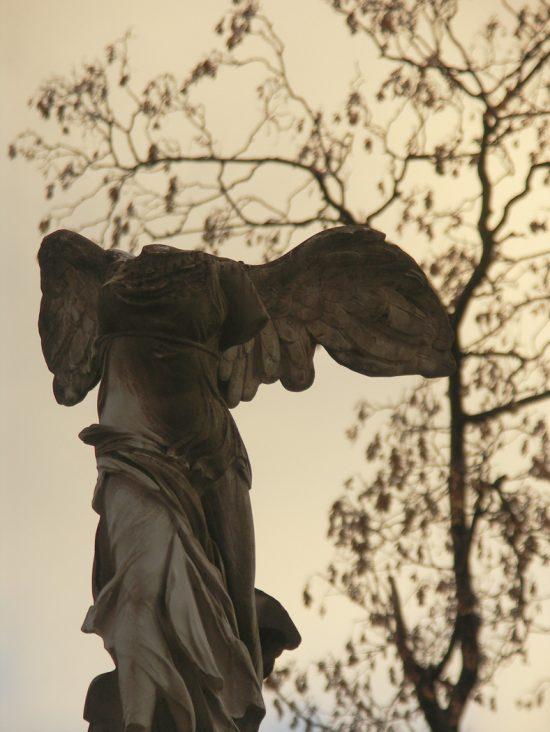 Victoire de Samothrace - Père-Lachaise
